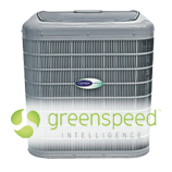 HEAT PUMP WITH GREENSPEED