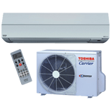 TOSHIBA-CARRIER - RESIDENTIAL SERIES DUCTLESS